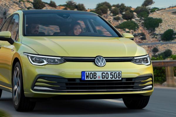 motori Volkswagen Golf 8