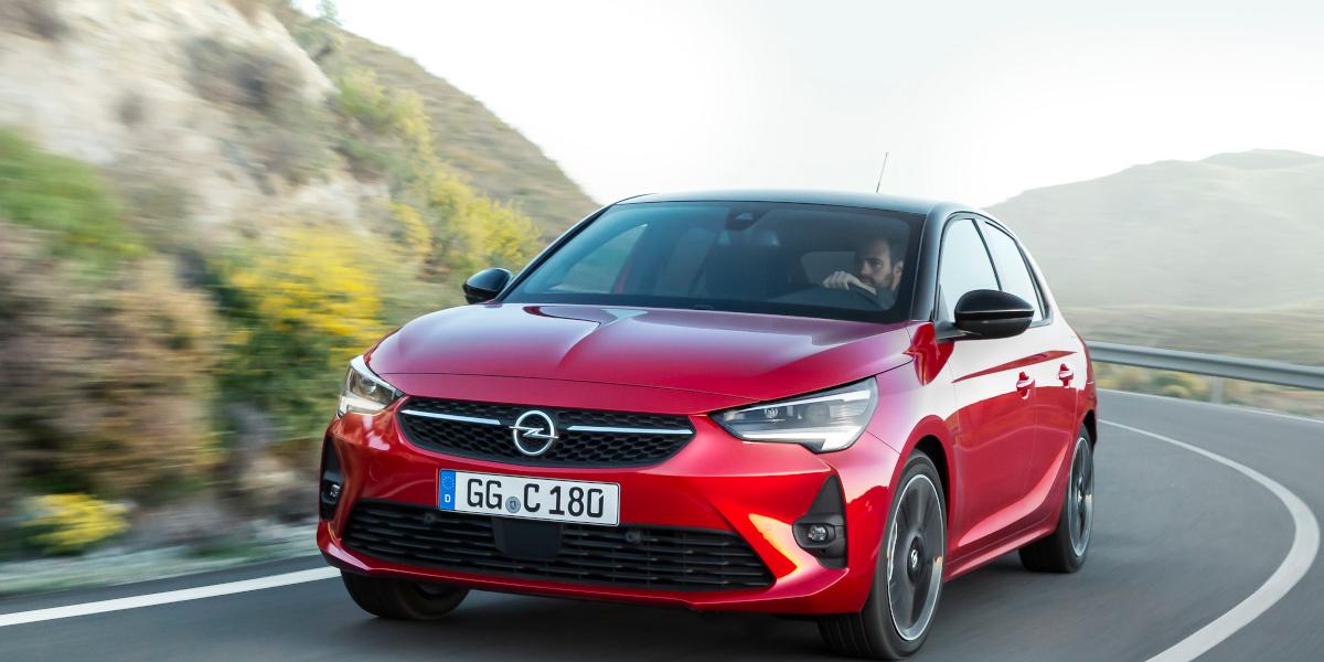 Sesta generazione di Opel Corsa