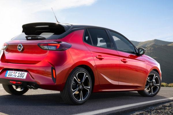 Opel Corsa Allestimenti