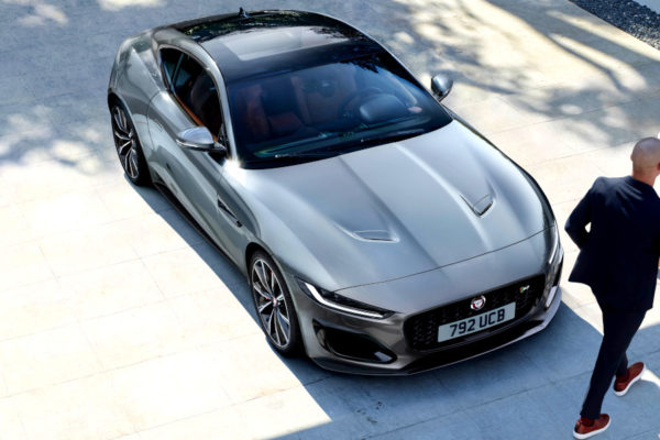 Jaguar F-Type 21MY
