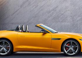 I motori della Jaguar F-Type