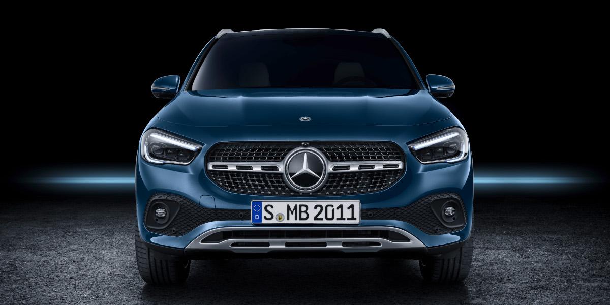 Nuovo Mercedes GLA