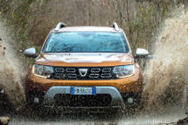 Spie cruscotto Dacia Duster