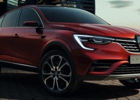 Renault Arkana, le foto