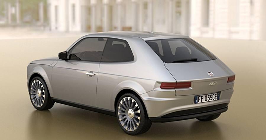 Prototipo Nuova Fiat 127